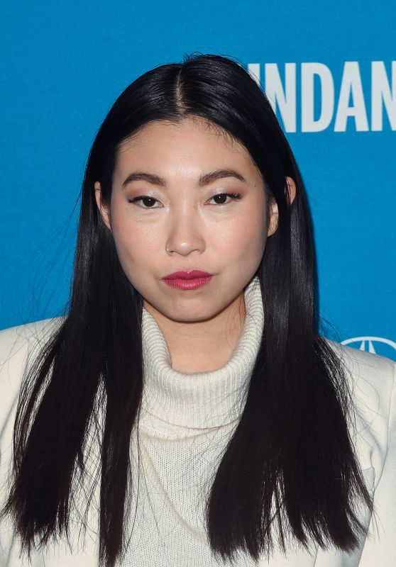 "Awkwafina – ""The Farewell"" Premiere at Sundance Film Festival"