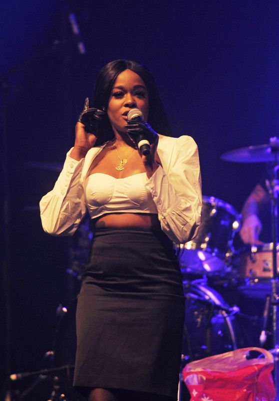 Azealia Banks - Performing in London 01/27/2019
