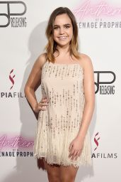 """Bailee Madison– """"Anthem of a Teenage Prophet"""" Premiere in Hollywood"""