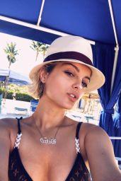 Bebe Rexha - Personal Pics 01/13/2019