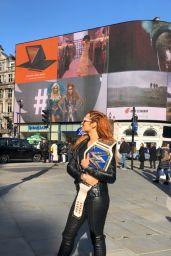 Becky Lynch - Personal Pics 01/05/2019