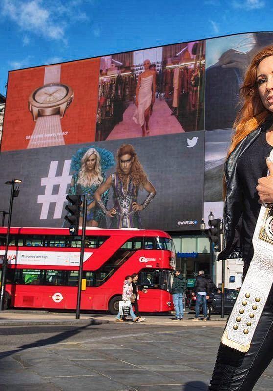 Becky Lynch Personal Pics 01 05 2019