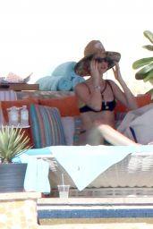 Behati Prinsloo in Bikini - Vacations in Los Cabos 01/08/2019