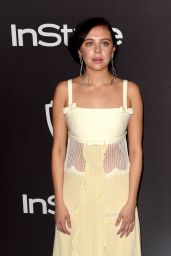 Bel Powley – InStyle and Warner Bros Golden Globe 2019 After Party