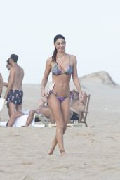 Belen Rodriguez in Bikini - Vacation in Uruguay 01/08/2019