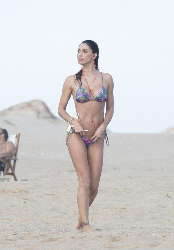 Belen Rodriguez in Bikini - Vacation in Uruguay 01/08/2019