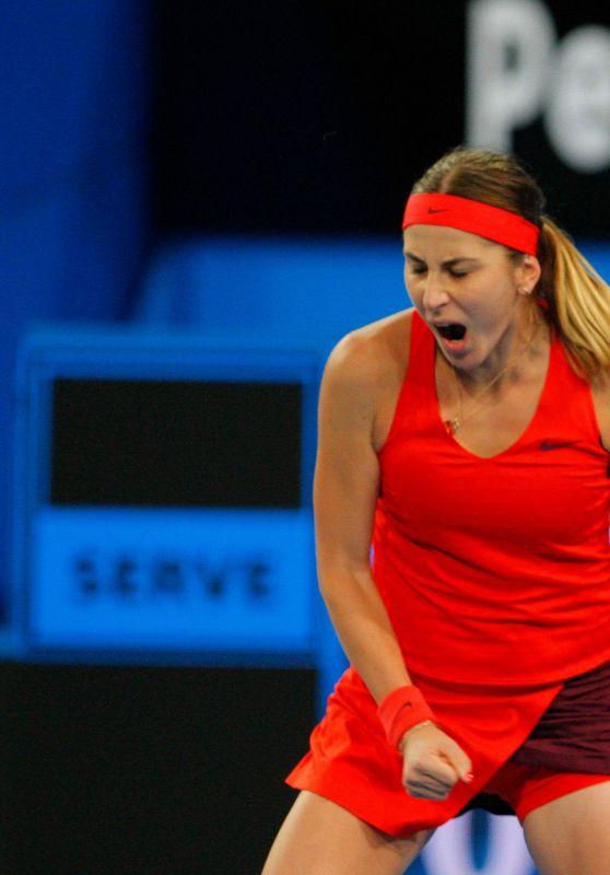 Belinda Bencic – Hopman Cup Tennis 01/01/2019