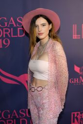 Bella Thorne - 2019 Pegasus World Cup