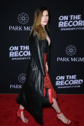 Bella Thorne – On The Record Grand Opening in Las Vegas