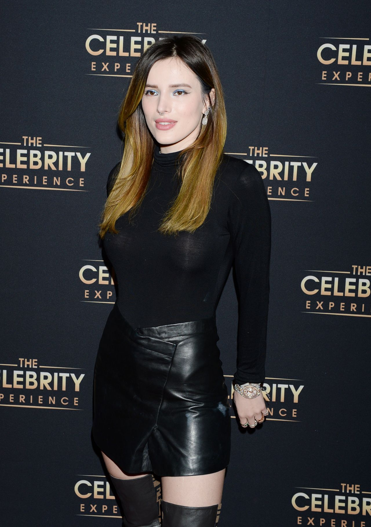 Bella Thorne - The Celebrity Experience Featuring Bella Thorne in Universal City 01/06/2019
