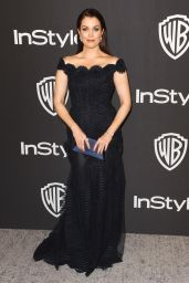 Bellamy Young – InStyle and Warner Bros Golden Globe 2019 After Party