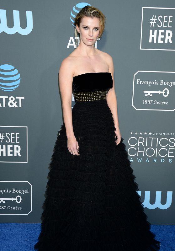 Betty Gilpin – 2019 Critics' Choice Awards