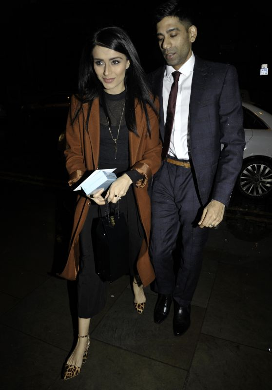 Bhavna Limbachia – Faye Brookes and Gareth Gates Engagement Party in Manchester City