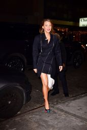 Blake Lively Night Out Style 01/10/2019