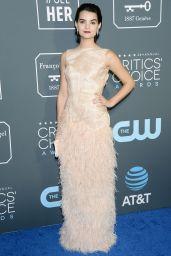 Brianna Hildebrand – 2019 Critics' Choice Awards