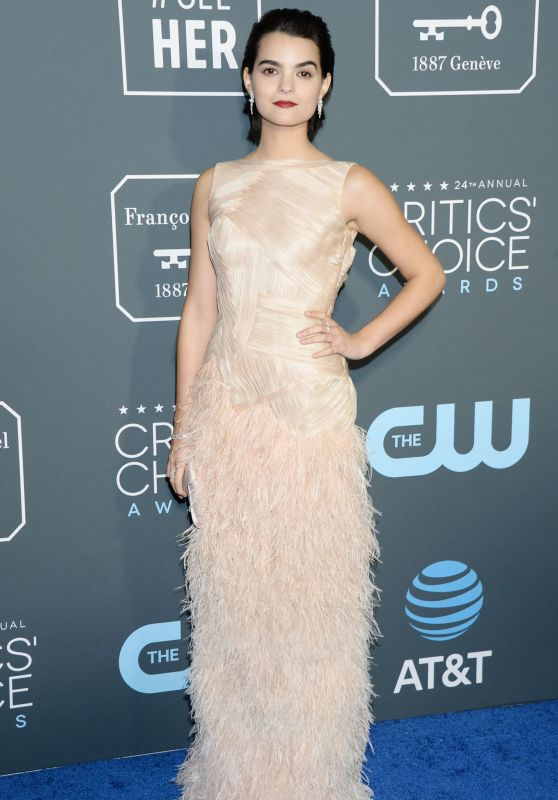 Brianna Hildebrand – 2019 Critics' Choice Awards