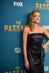 "Brianne Howey – ""The Passage"" TV Show Premiere in LA"