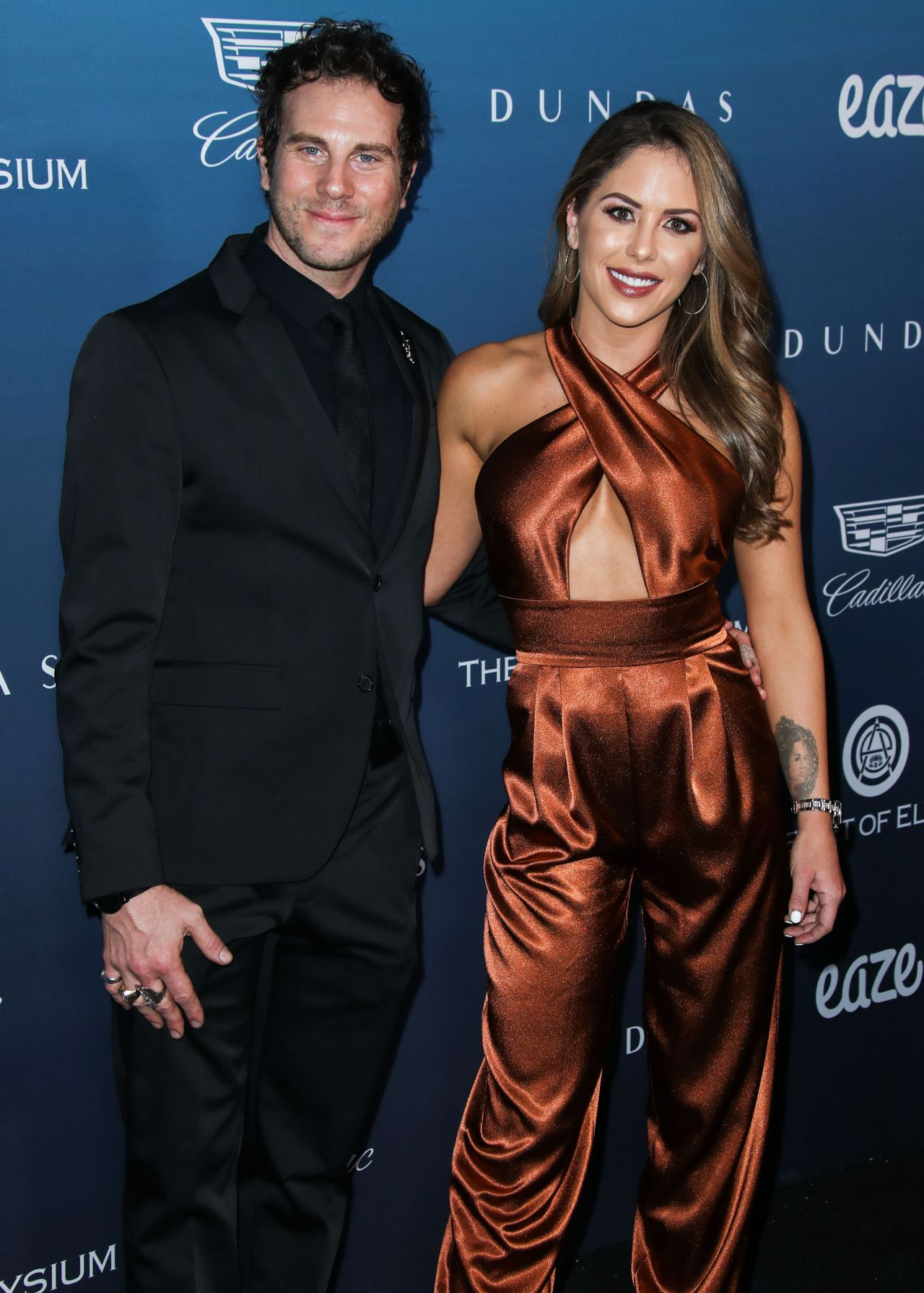 "Brittney Palmer – The Art of Elysium's 12th Annual ""Heaven"" Gala"