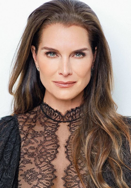 Brooke Shields - Stella Magazine 01/20/2019 Issue Cover and Photos