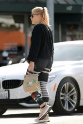 Busy Philipps - Out in LA 01/27/2019