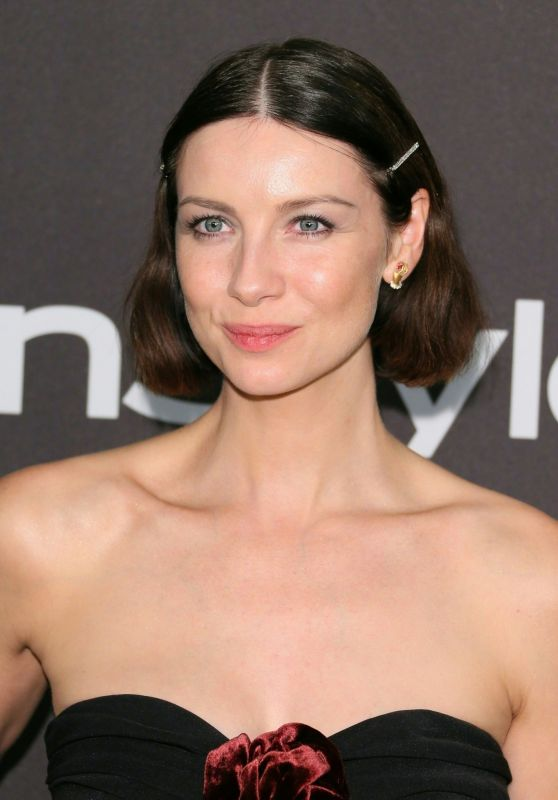 Caitriona Baife – InStyle and Warner Bros Golden Globes 2019 After Party