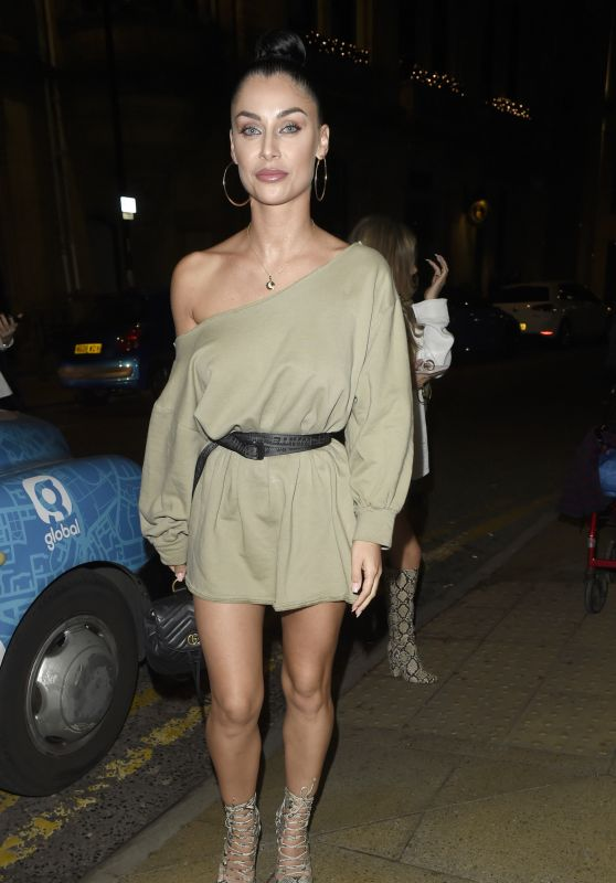 Cally Jane Beech Night Out Style 01/06/2019