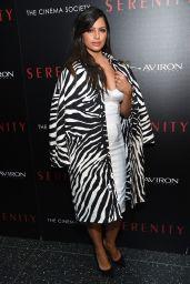 """Camila Alves – """"Serenity"""" Premiere in New York"""