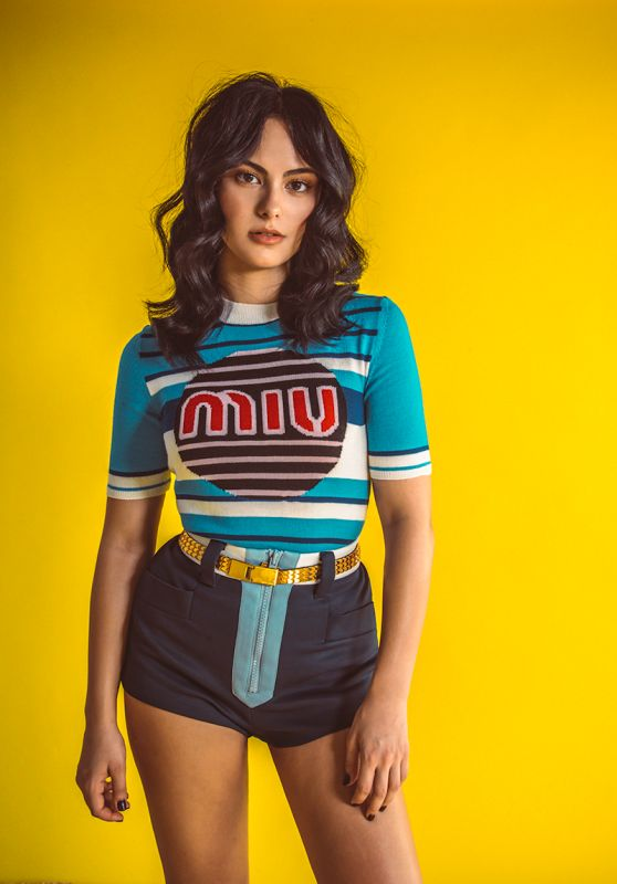 Camila Mendes - Ladygunn Magazine 2019