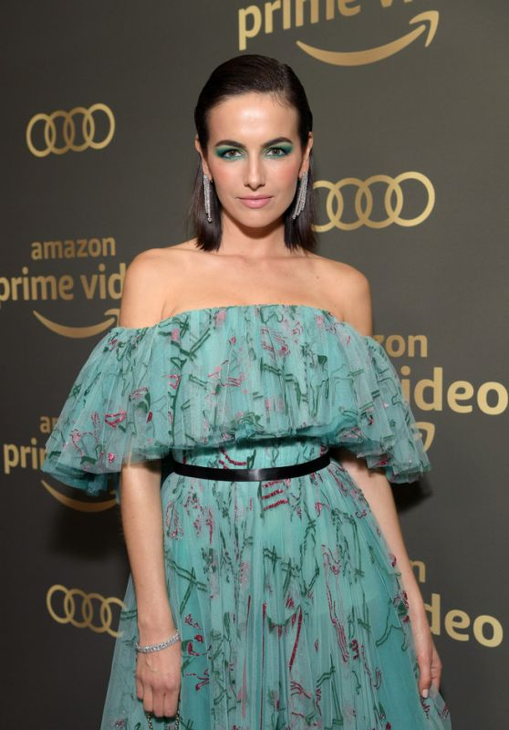 Camilla Belle – Amazon Prime Video's Golden Globe 2019 Awards After Party