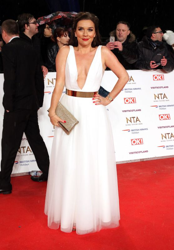 Candice Brown – National Television Awards 2019