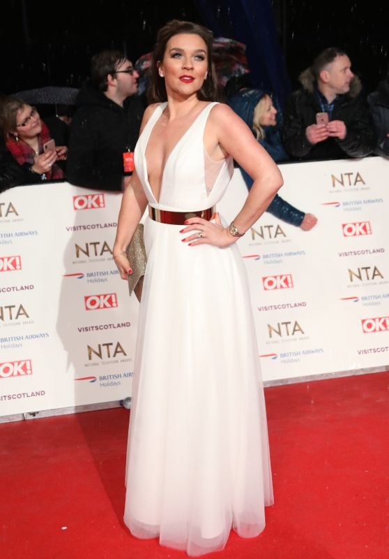 Candice Brown – National Television Awards 2019 (More Photos)