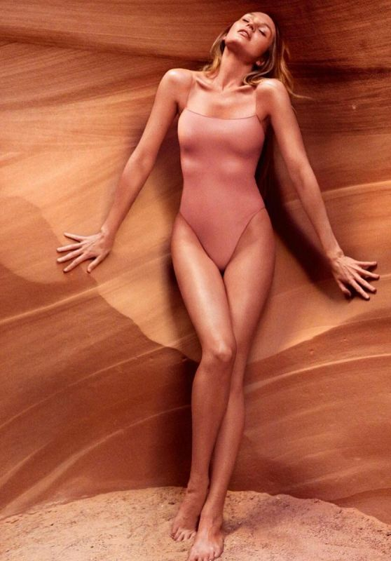 Candice Swanepoel in Swimsuit 01/29/2019