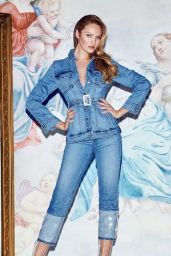 Candice Swanepoel - Miss Sixty Spring / Summer 2019