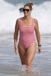 Candice Warner in Swimsuit 01/03/2019