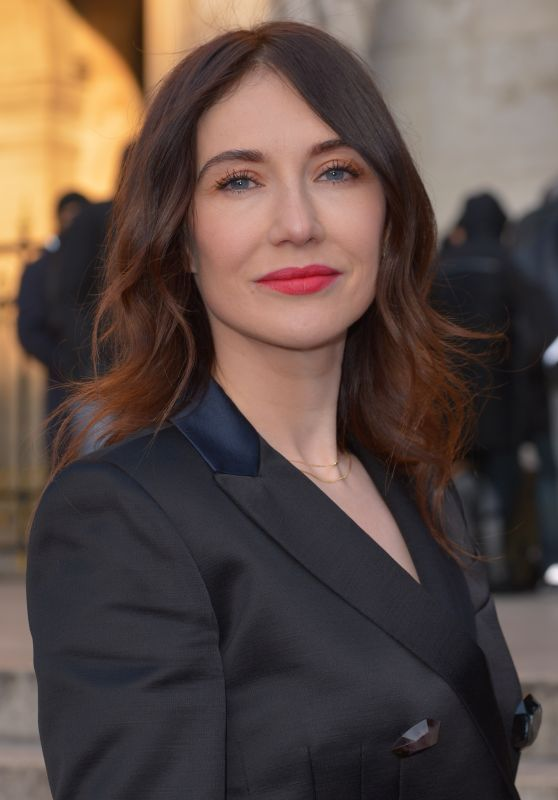 Carice van Houten – Schiaparelli Haute Couture Fashion Show in Paris 01/21/2019