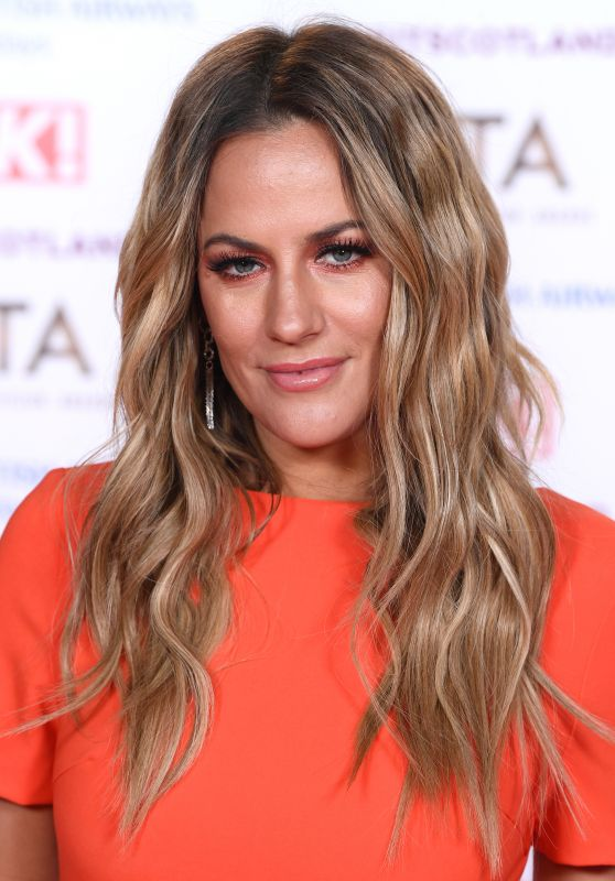 Caroline Flack – National Television Awards 2019 (More Photos)