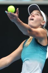Caroline Wozniacki – Australian Open 01/16/2019