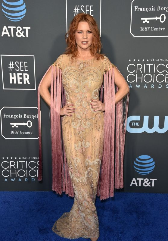 Carrie Keagan – 2019 Critics' Choice Awards