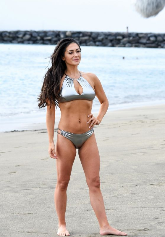 Casey Batchelor in Bikini - Tenerife 01/07/2019