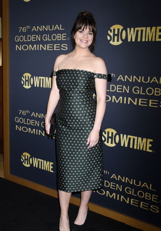 Casey Wilson – Showtime 2019 Golden Globes Nominees Celebration