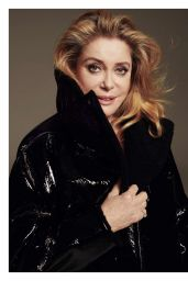 Catherine Deneuve - ELLE France 01/25/2019