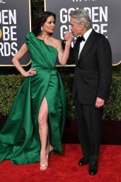 Catherine Zeta-Jones – 2019 Golden Globe Awards Red Carpet