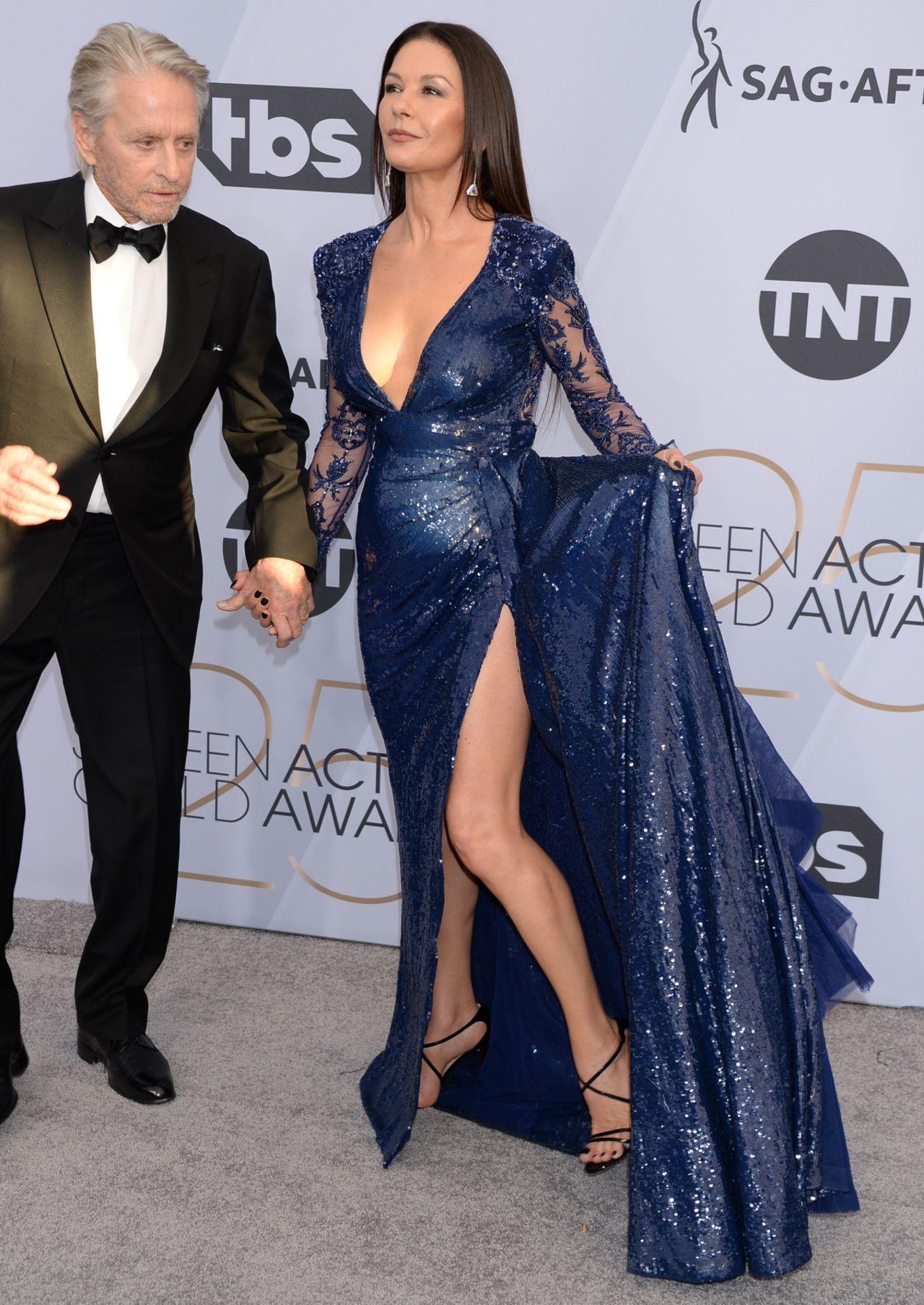 Catherine Zeta Jones 2019
