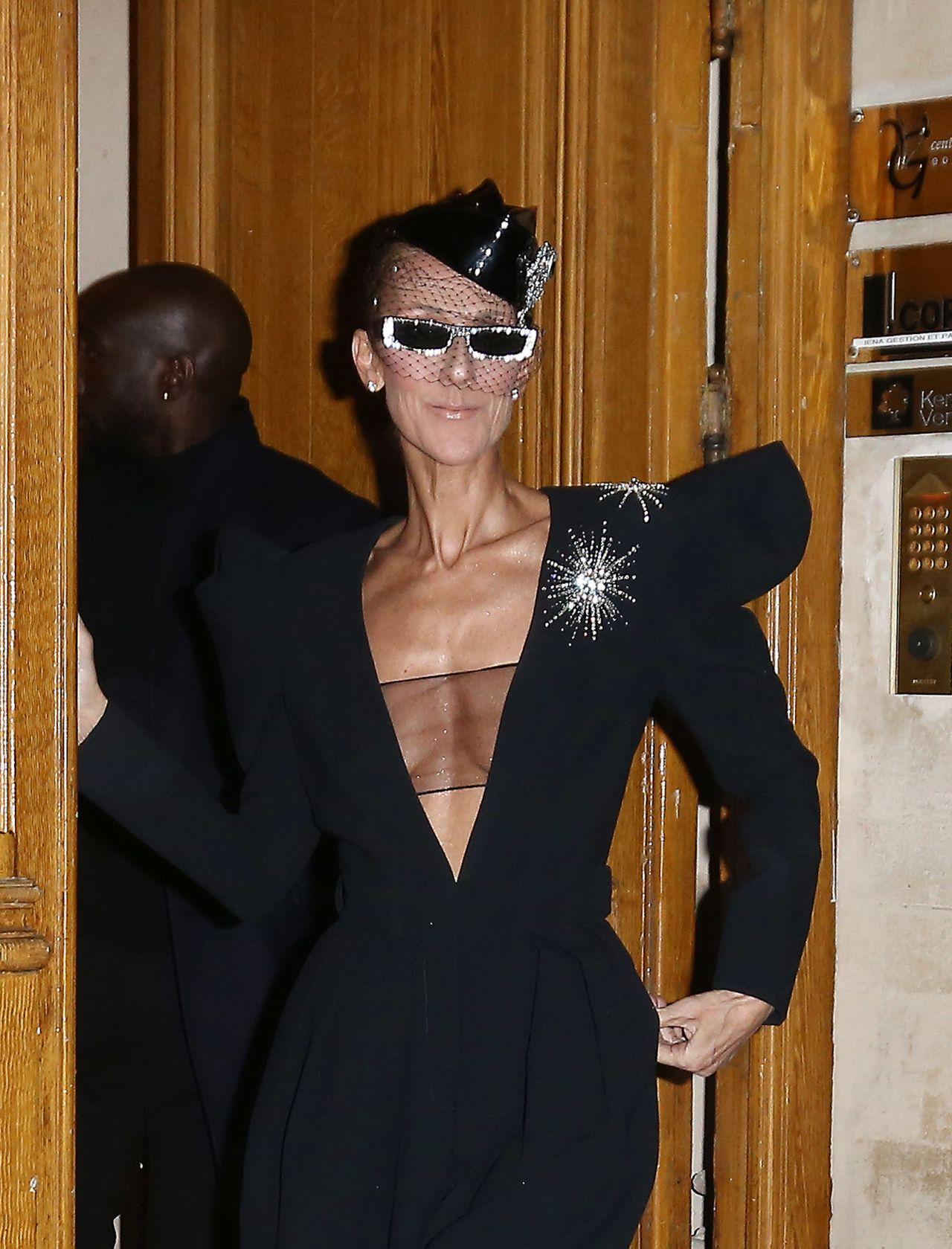 Celine Dion Style And Fashion 01  25  2019