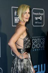 Charlize Theron – 2019 Critics' Choice Awards