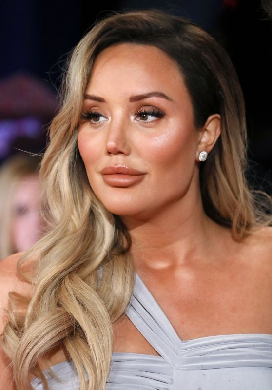 Charlotte Crosby – National Television Awards 2019