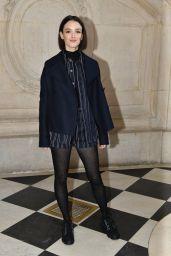 Charlotte Le Bon – Christian Dior Haute Couture Spring Summer 2019 Show in Paris