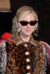 Chiara Ferragni – Schiaparelli Haute Couture Fashion Show in Paris 01/21/2019