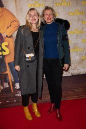 """Chloe Jouannet - """"Les Invisibles"""" Premiere in Paris"""