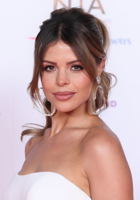 Chloe Lewis – National Television Awards 2019